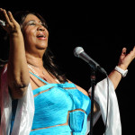 Aretha Franklin In Concert - Toronto, ON